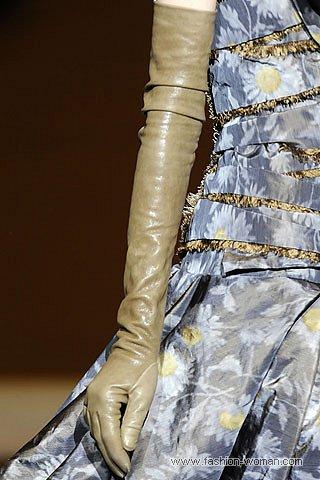 Модные перчатки от Marc Jacobs