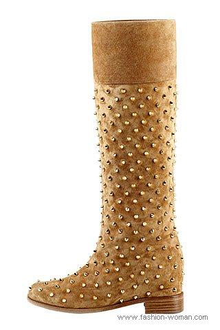 Модные сапоги от Джимми Чу