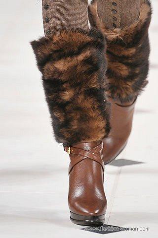 Зимние сапоги от Ralph Lauren