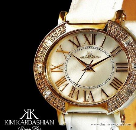 часы от Kim Kardashian