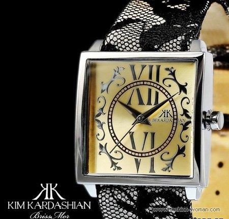 модные часы от Kim Kardashian