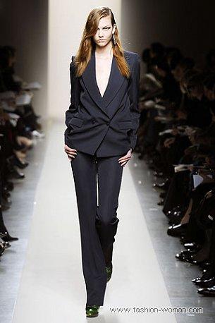 Брючный костюм от Bottega Veneta