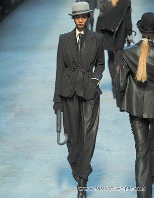 Брючный костюм Hermès