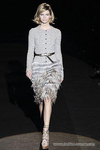 Модный кардиган осень-зима 2010-2011