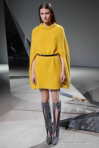 Модный трикотаж осень-зима 2010-2011