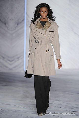 модный плащ осень 2010