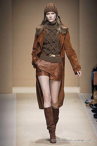 модный плащ из замши от Salvatore Ferragamo