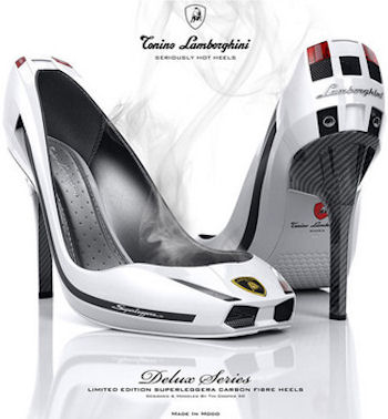 туфли-ламборджини