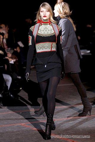 Givenchy осень-зима 2010-2011
