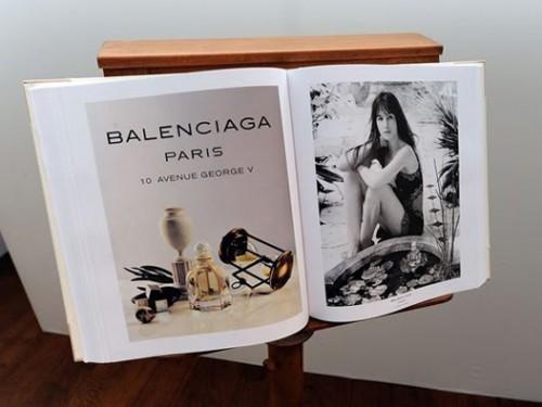 новый аромот от Баленсиага