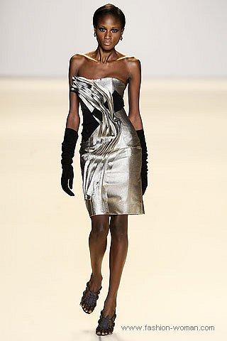 блестящее платье на Новый Год