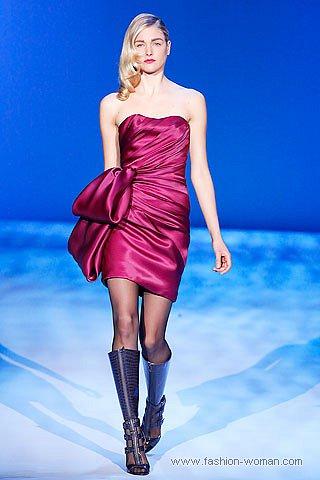 атласное платье на Новый Год