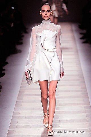 Модное платье от Валентино