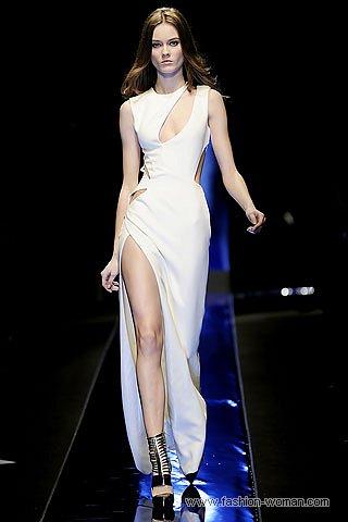Вечернее платье на Новый Год от Версаче