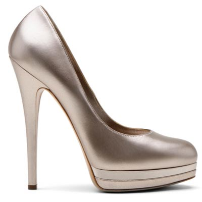 туфли на высоком каблуке от  Casadei
