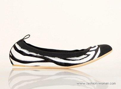 модные балетки от MANGO