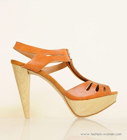 модная обувь MANGO осень-зима 2010-2011