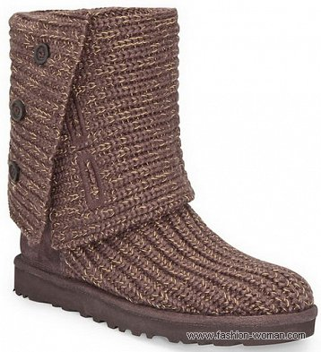 Модные угги UGG Australia - осень-зима 2010-2011