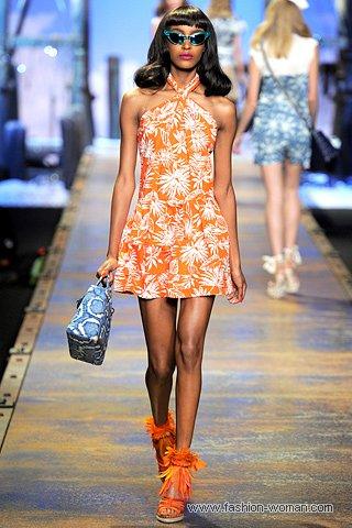 модный сарафан лето 2011