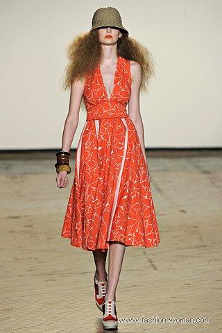 Модное платье от Марка Джейкобса
