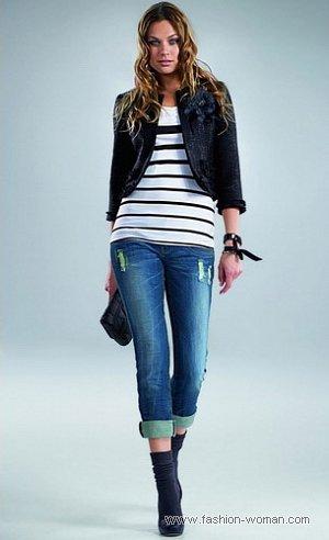 модные джинсы от Orsay осень-зима 2010-2011
