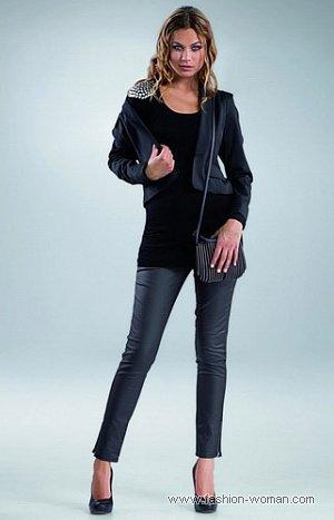 модные узкие брюки от Orsay