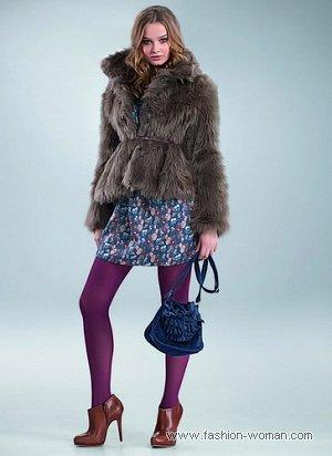 шуба от Orsay зима 2011