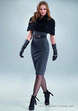 платье-футляр Orsay