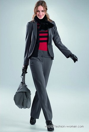 брючный костюм от Orsay осень-зима 2010-2011