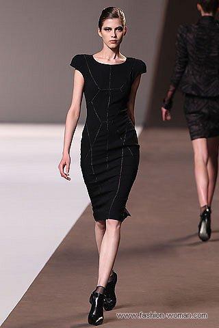 Платье-футляр от Эль Сааб