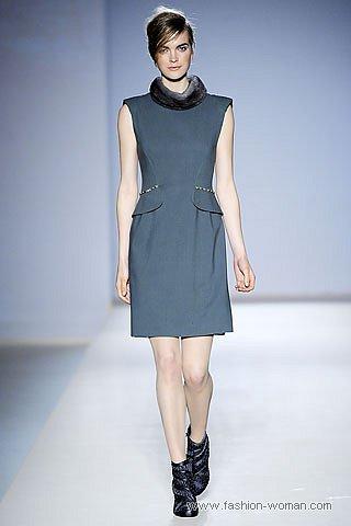Платье-футляр от Аlberta Ferretti