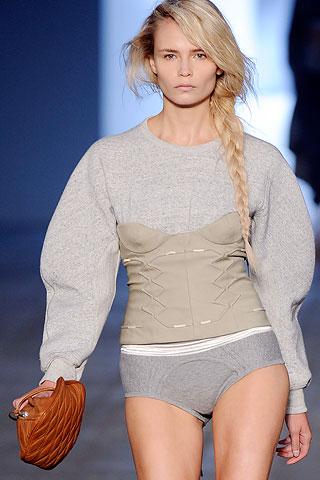 коса-модный тренд