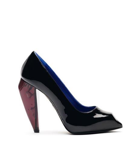 лаковые туфли от Raphael Young