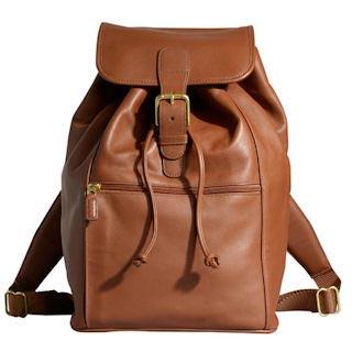 рюкзак от coach leather
