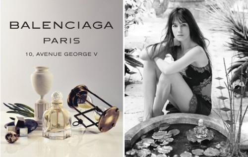 новый аромат Balenciaga Paris