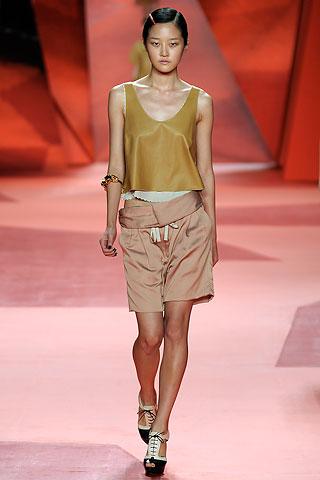 модные шорты от Phillip Lim
