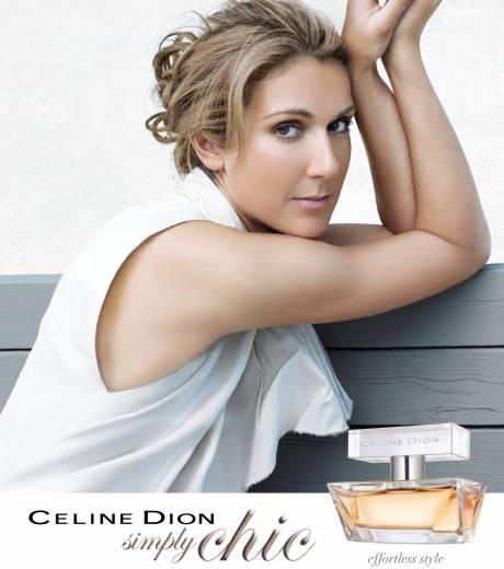 Новый аромат Simply Chic от Селин Дион