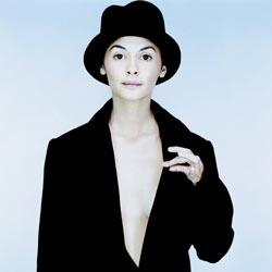 Audrey Tautou в шляпе