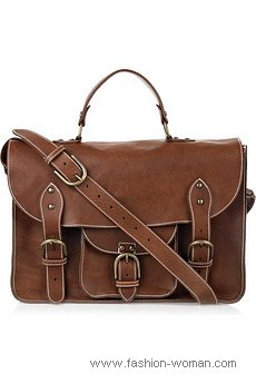 сумка-почтальона Aubin & Wills