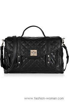 сумка-почтальон DKNY