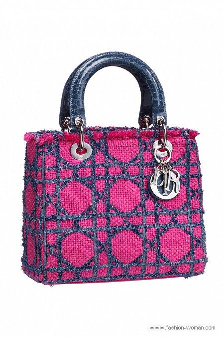 Модная сумка от Christian Dior весна-лето 2011