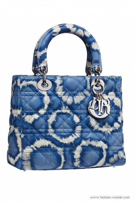 сумка от Christian Dior