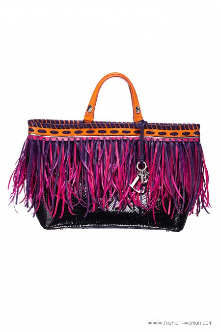 стильная сумка от Кристиан Диор