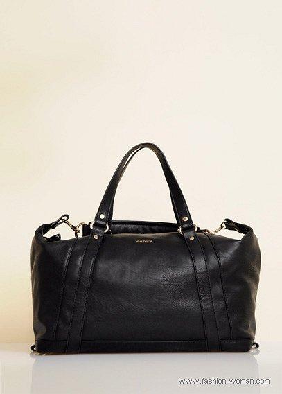 Прямоугольная сумка от Mango