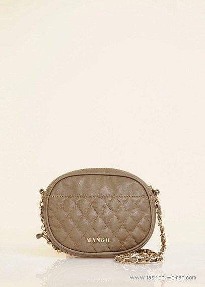 Небольшая сумка от Mango