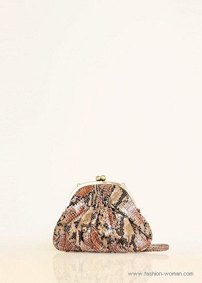 Сумка-кошелек от Mango осень-зима 2010-2011