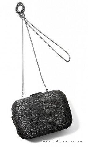 Вечерняя сумка от Reserved осень-зима 2010-2011
