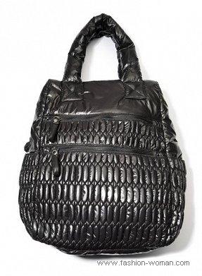 Объемная сумка от Reserved осень-зима 2010-2011