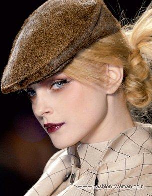 Образ с показа Cristian Dior