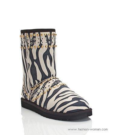 Модные Uggs зима 2011